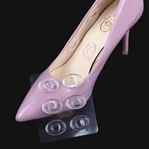 Силіконові вставки у взуття