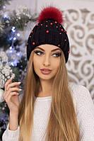 Женская шапка Модена