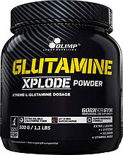 Глютамін Olimp Labs Glutamine Xplode 500 g