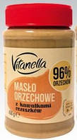 Арахисовая паста Vitanella с кусочками орехов 450 г