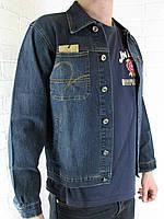 Пиджак джинсовый мужской S 819.23