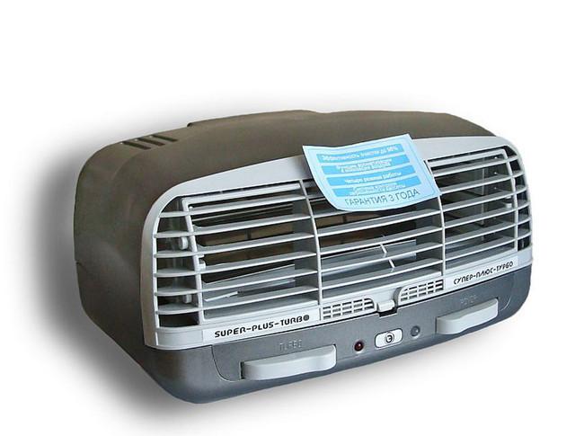Очиститель-ионизатор воздуха Супер плюс турбо 2009