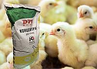 Концентрат БВМД Стартер для вирощування птиці 30% (25кг) ™ D-МІКС Україна-Голандія