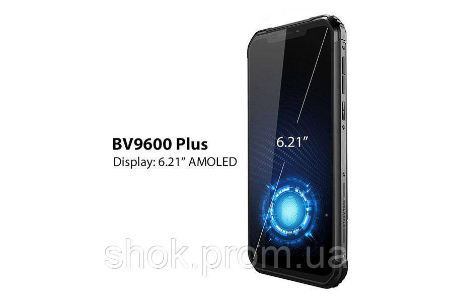Blackview BV9600 Plus 6+128Gb Android 8 защищенный ударопрочный смартфон   Предзаказ
