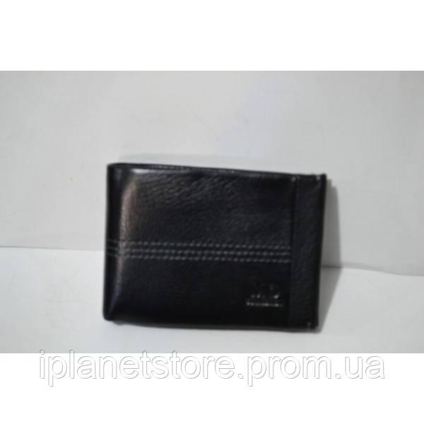 1387824a3e47 Мужской кожаный кошелек из натуральной кожи 555А-1 черный: продажа ...