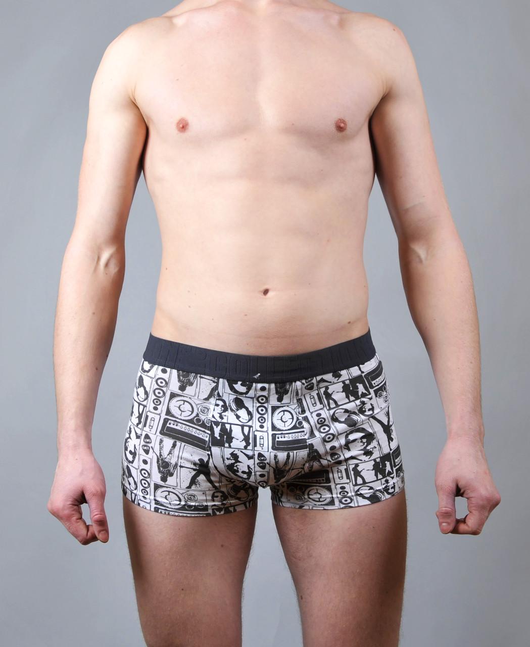 Подростковые трусы боксеры