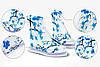 """Водонепроницаемые чехлы для обуви """"Цветы"""" - 2 вида, фото 7"""