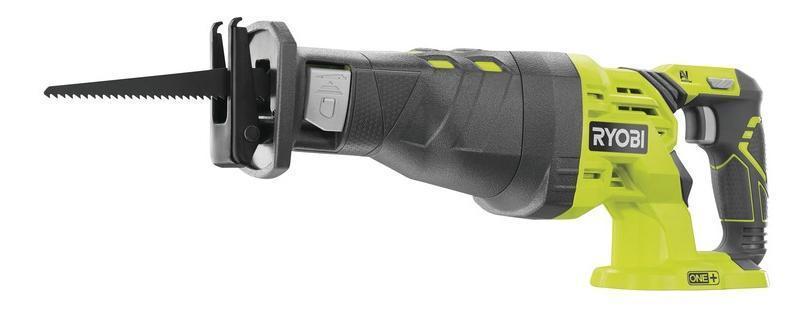 Пила сабельная аккумуляторная RYOBI R18RS-0 (каркас)