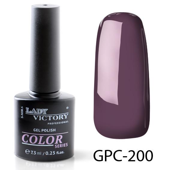новинка цветной гель лак Lady Victory Gpc 200 продажа цена в