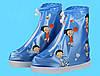Детские водонепроницаемые чехлы для обуви R0003 - 5 цветов, фото 7