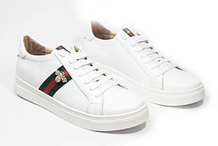 Кроссовки женские Gucci (реплика) 13018