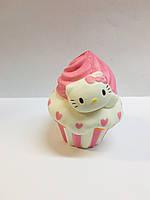 Мягкая игрушка антистресс Сквиши Squishy котик, кіті