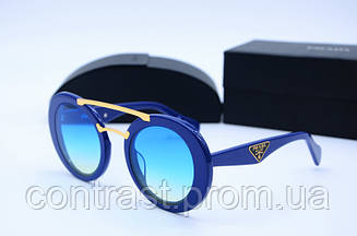 Солнцезащитные очки Lux Prada 1026 син