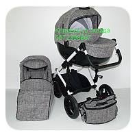 Детская коляска   2 в 1 для новорожденного Kajtex Vertigo (Кайтекс Вертиго) коляска универсальная