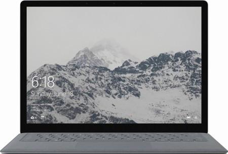 Ноутбук Microsoft Surface Laptop Platinum (KSR-00001)