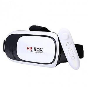 Очки виртуальной реальности с пультом VR BOX