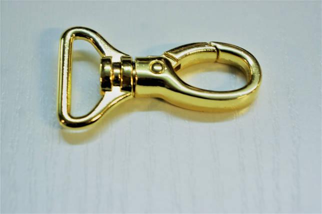 Карабін 5944 золото 20 мм., фото 2