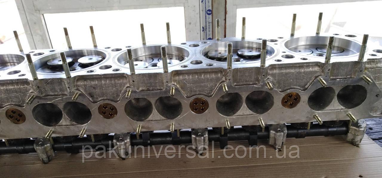 Головка на двигатель 1Д6, 3Д6, Д12, 1Д12, В46-2, В-46-4, В-55 левая.