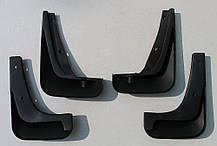 Chevrovet Aveo T300 седан 4 двери брызговики ASP колесных арок передние и задние полиуретановые, фото 2