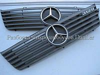 Решетка радиатора Мерседес Спринтер 95-00 95-00 б/у (Mercedes Sprinter)
