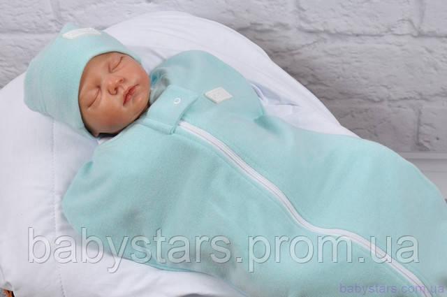 пеленка кокон для сна для новорожденных