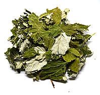 Малина обыкновенная лист