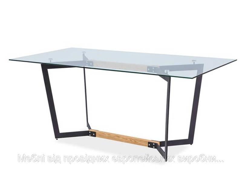 Стеклянный стол Celso signal