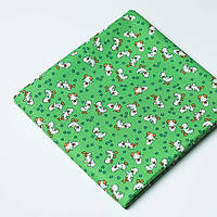 Ткань Toy Ducks GREEN