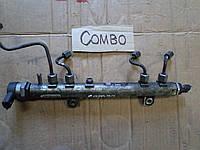 Трубка подачи топлива Опель Комбо 2005г. 1.3 CDTI