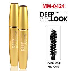 MM-0424 Туш Gold Mascara Deep Look (уп-4 шт)