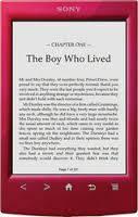 Электронная книга Sony Reader PRS-T2 (PRST2RC) Красная, фото 1