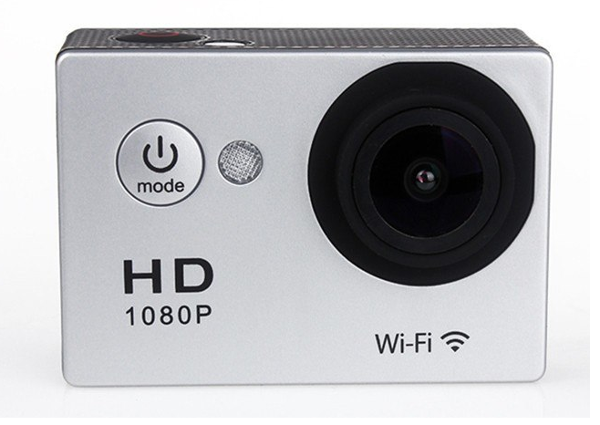 Екшн камера W9 (SJ6000) Wi-Fi FullHD