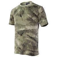 Камуфлированная футболка Mil-Tacs FG