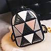Женский рюкзак треугольники, фото 9