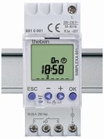 Реле времени цифровое (таймер), суточная / недельная программа SIMPLEXA 601 Theben