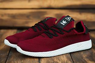 Кроссовки подростковые Adidas Pharrell Williams (реплика) 30772