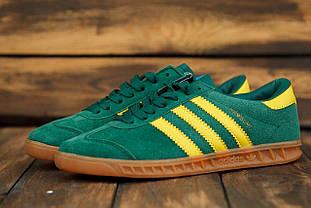 Кроссовки подростковые Adidas Hamburg (реплика) 30403