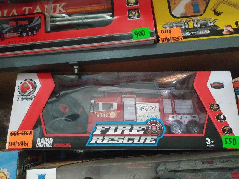 Машина на радиоуправлении 666-656А