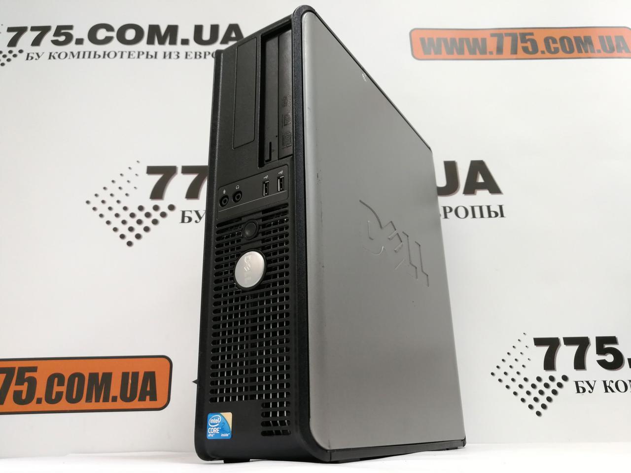 Компьютер Dell OptiPlex 780 (Desktop), Intel Core2Quad 2.4GHz, RAM 8ГБ (DDR3), HDD 500ГБ