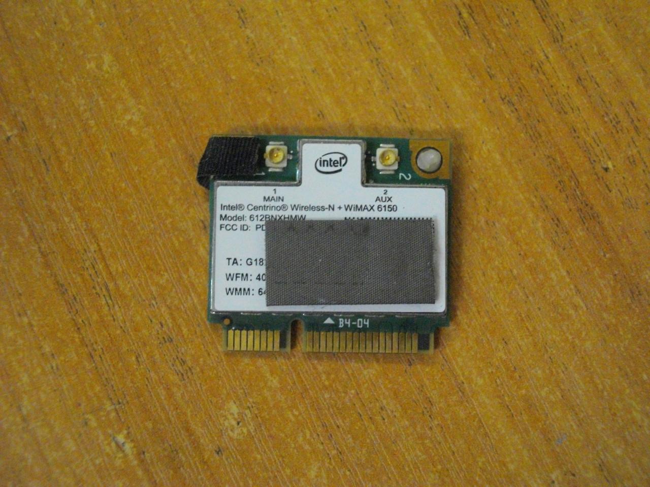 Плата WI-FI 612bnxhmw Sony PCG-41218L VPCSC41FM C60A21HX