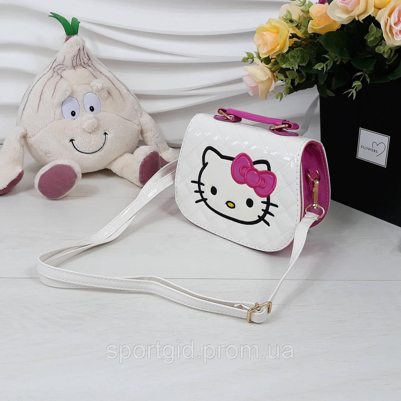 d1a57a020e8b Сумочка детская на плечо Hello Kitty для девочек - Интернет магазин ShopoVik  в Запорожье