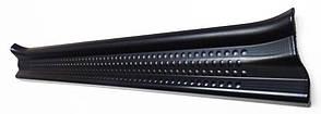 FIAT DUCATO II  / CITROEN JUMPER I / PEUGOT BOXER I  накладки дверных проемов защитные полиуретановые