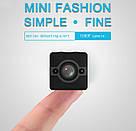 Экшен камера мини видеорегистратор SQ12, фото 2