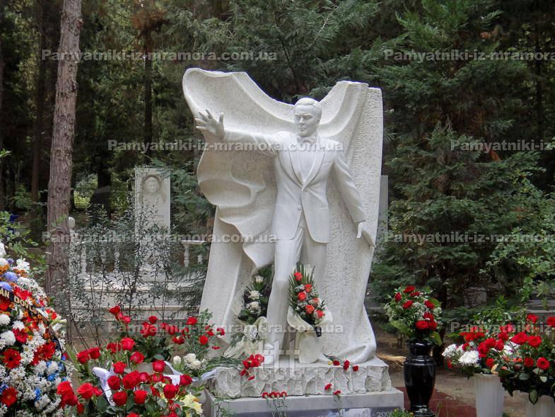 Ростовая скульптура из мрамора № 14