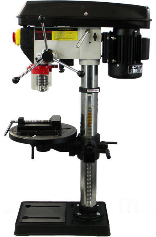 Станок сверлильный Wintech WTB-16/700 (+тиски)