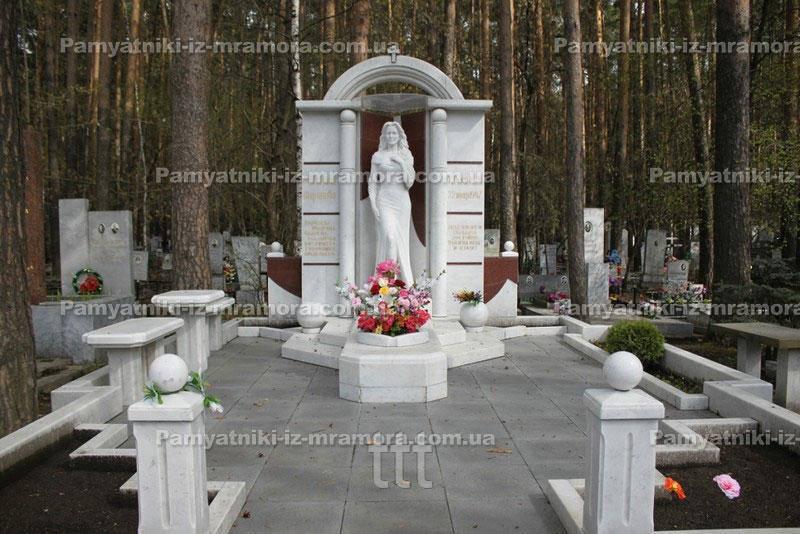 Ростовая скульптура из мрамора № 15