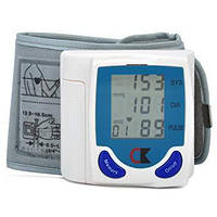 Электронный тонометр на запястье Blood Pressure Monitor Q-801