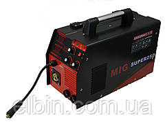 Зварювальний інверторний напівавтомат SAKUMA SUPER-250(+алюмінієвий кейс)