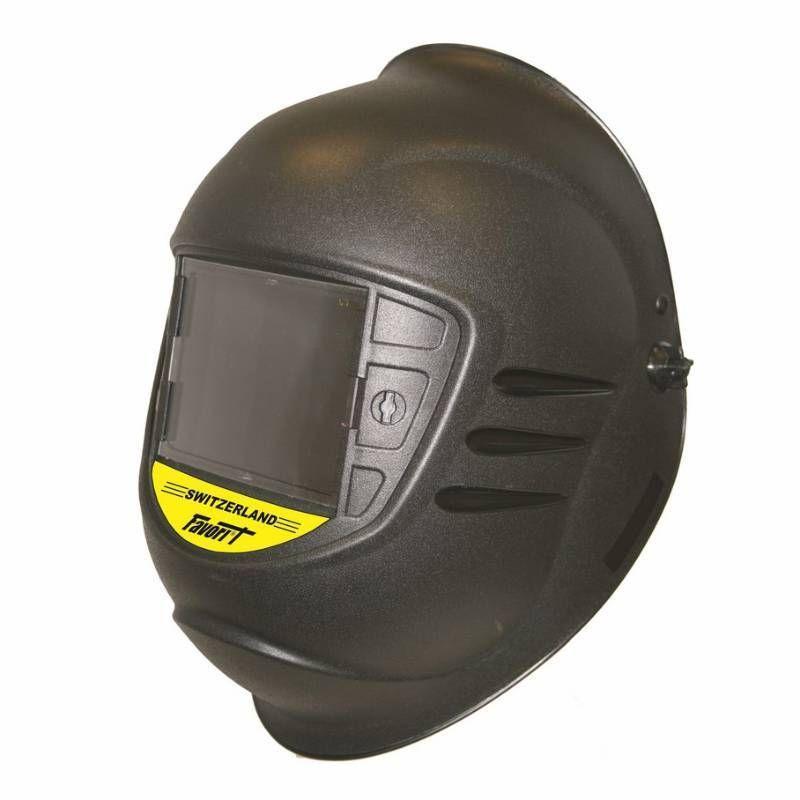 Щиток защитный лицевой сварщика RZ10 Favori®T ZEN® (9) 55163