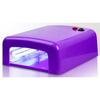 Лампа  УФ для маникюра  SK 818, 36 Вт, фиолетовая